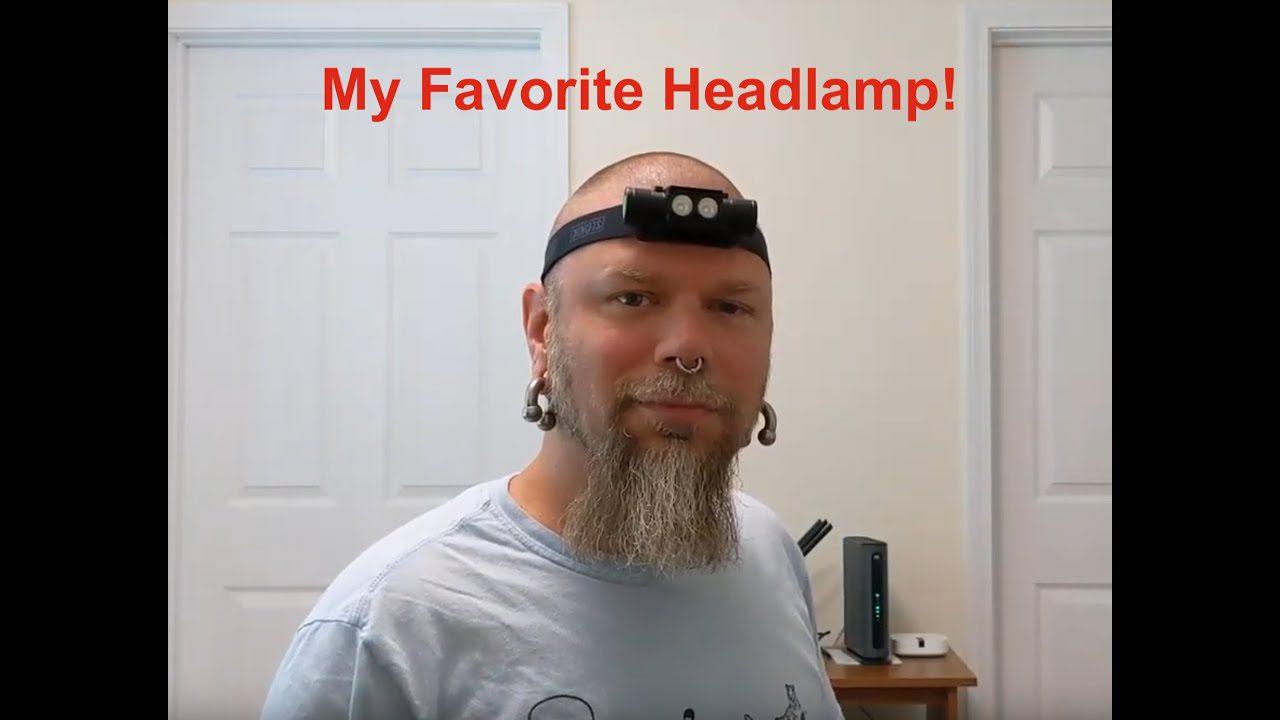 My favorite headlamp!